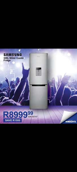samsung fridge freezer combo