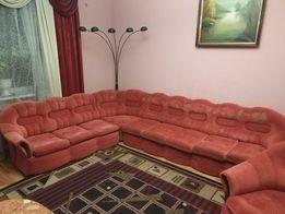 Продается угловой диван для зала или гостинной