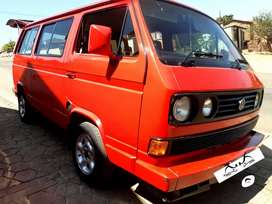 Microbus start and go
