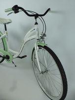 Nowy rower z przerzutkami SHIMANO 28 cali, damka , rower miejski