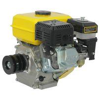 Бензиновый Двигатель КЕНТАВР ДВЗ-200БЗР со Шкивом до мотоблока к помпе