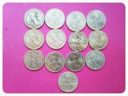 Монети 1 гривня 70 років, 65 років Перемоги
