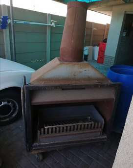 Built in Fire placeR2500 been in storage