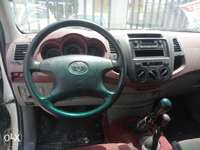 Toyota Hilux 2009 properly maintained vehicle by one of the FG Agency 0