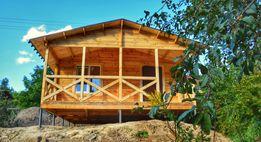 Деревянные дома,дачные,садовые дома,домокомплекты,строительство домов
