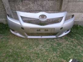 2012 TOYOTA VERSO FRONT BUMPER FOR SALE