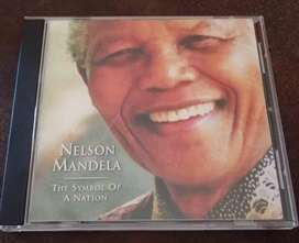Mandela - The symbol of a nation CD with his signature