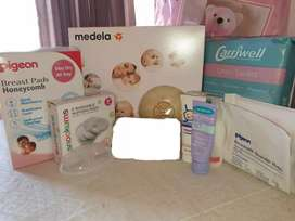Medela pump and exstra brand new