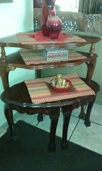Image of Antic table's