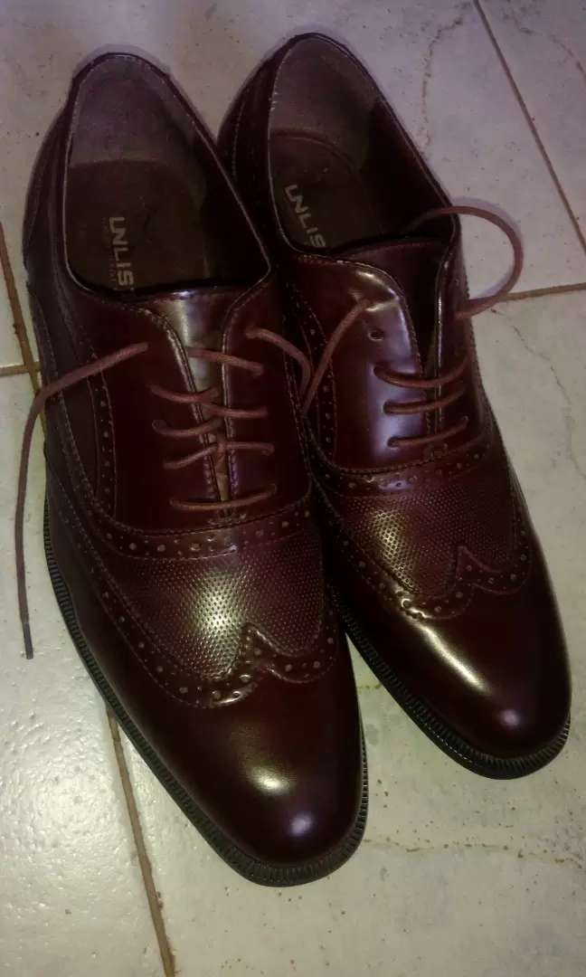Brown official shoe size 13 0