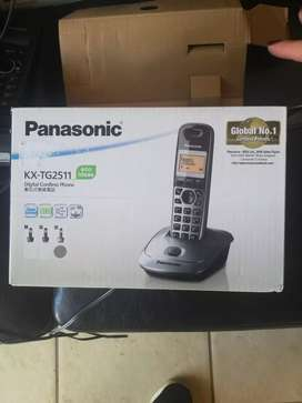 Panasonic digital cordless fone te koop
