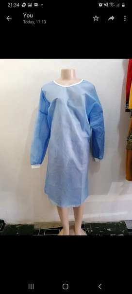 Need of sewing stations to manufacture 20000 disposable gowns