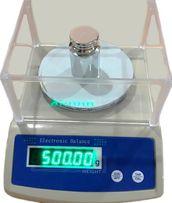 Весы лабораторные ювелирные электронные ПРОК ВЛ-600-0.01 + гиря 500 г
