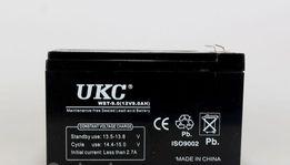продам аккумуляторная батарея UKC 12v 9А 12 В 9А