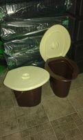 туристическое ведро туалет, переносной туалет Увеличенная прочность