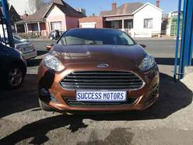 2014 Ford Fiesta 9000kms