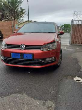 2016 polo TSI with a sunroof for sale
