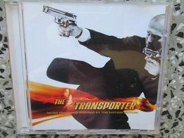 The Transporter - Music from the motion picture - CD! Biały kruk!