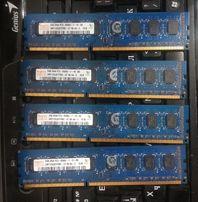 Оперативная память для ПК Hynix 2GB DDR3 8500U 1066Mhz