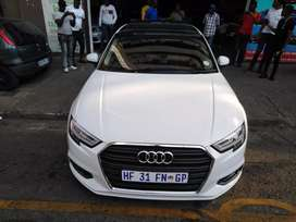 Audi A3 for sale with sunroof