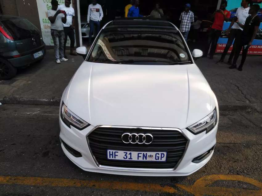 Audi A3 for sale with sunroof 0