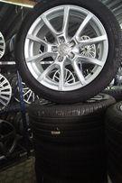 jak Nowe komplet koła lato Audi A6 C7 A7 8x18 ET 39 245/45r18 pirelli