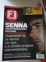 Czasopismo F1 RACING