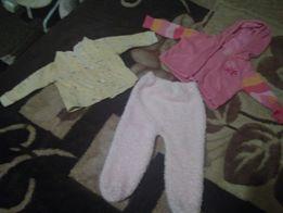 Вещи для новорожденных от 0до 6 месяцев