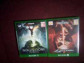 Xbox one takken 7+Dragon age