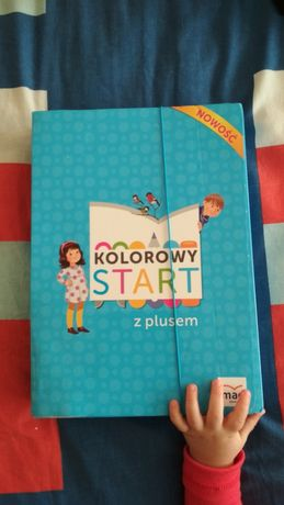 Zestaw książek do Zerówki Kolorowy Start z Plusem Toruń - image 1