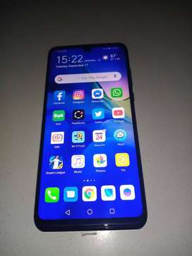Huawei P30 Lite, 2months old, black in color