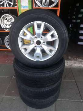 """Ford Ranger 18""""Rims and tyres"""