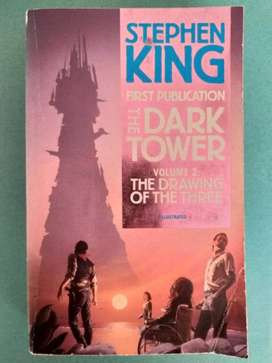 The Drawing Of The Three - Stephen King - The Dark Tower #2.