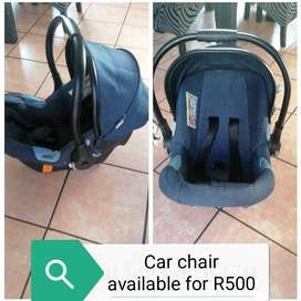 Baby items available