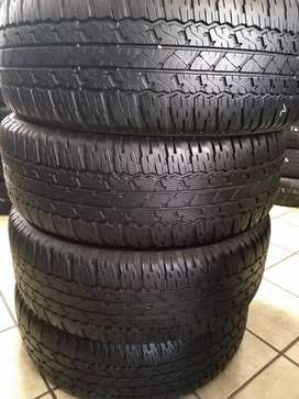 New And Used Tyres and Rims in Ferndale