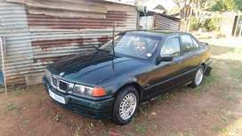 BMW 316 i for sale or swop