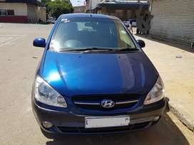 Hyundai Getz with electric windows  Year Model: 2007