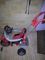 Rowerek trójkołowy Ferrari