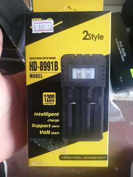 2 style battery charger