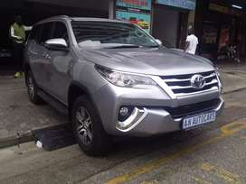 Toyota Fortuner  R 360 000/Finance Available
