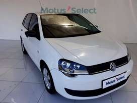 2016 VOLKSWAGEN POLO 1.4 CONCEPTLINE WITH 96000KM