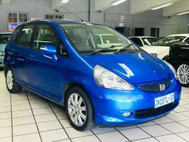 2007 HONDA JAZZ 1.5I MANUAL. BARGAIN!!