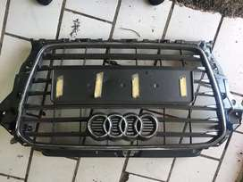 Audi A3 facelift grill
