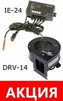 Комплект автоматикa и вентилятор для котла InterElectronics IE24+DRV14
