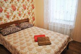 2-х комнатная квартира посуточно. Центр Харькова