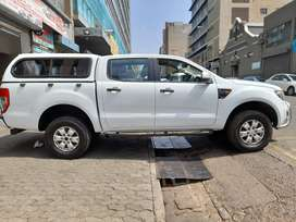 FORD RANGER DOUBLE CAB/CANOPY