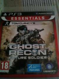 Image of Ps3 - Tom Clancy's Ghost Recon Future Soldier.