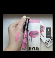 Матовая помада Kylie + карандаш