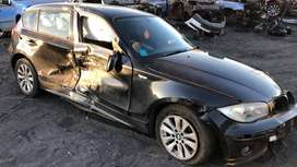 BMW 1 series E87 116i auto stripping for spares