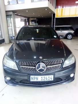 2008 Mercedes Benz C200 AMG Package